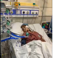 Help Sandeep Kaur Recover From Accident