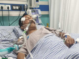 Support Babul To Fight For His Life!