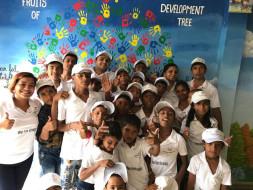 """Be a """"DIYA"""" this Diwali for children at Sharan Foundation!!"""