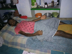 Support Vannur Abhi recover from Spinal cord injury