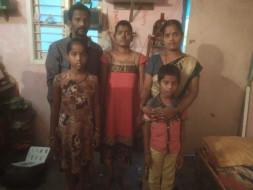 Help Omshanthi Fight Brain Cancer