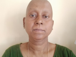 Help Savitri fight cancer