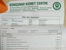 Help Parathanman overcome his kidney disorder