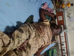 Help Kannaiah recover from a heart attack