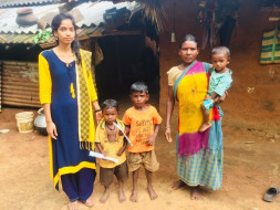 Help Kids of Dantewada to overcome Poverty and Malnutrition