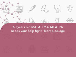 50 years old MALATI MAHAPATRA needs your help fight Heart blockage