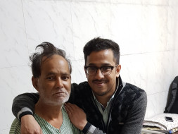 Need funds for dad's treatment