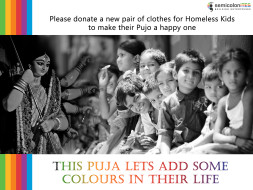 Help them to celebrate the festival with new colors on them
