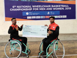 Help Me Represent India For Para Olympic's at Tokyo!