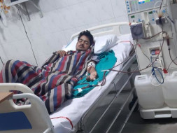 23 Years Old Sachin Gupta Needs Your Help To Undergo Kidney Transplant