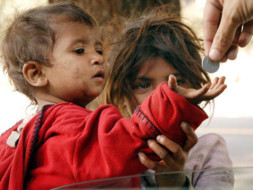 help Abandoned children