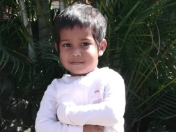 My son Abishai is struggling with Heart Condition, Please help him....