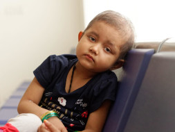 Help My 3-Year-Old Daughter Fight Cancer