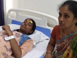 Help Lasya Priya to undergo her eye surgery