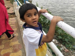 Help This 6 Year Old Boy Fight Against Blood Cancer