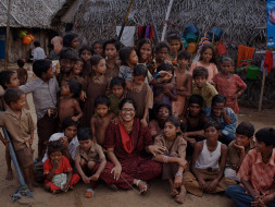 Help Revathi get tribal children out of begging