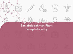 Help My Friend Yasmeen Baniabdelrahman Fight Encephalopathy