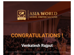 Support me in Representing India at United Nations