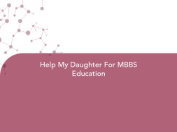Help My Daughter For MBBS Education