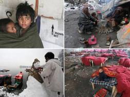 Help children's in slum this winter.