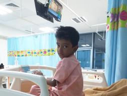 Help Aditya fight blood cancer
