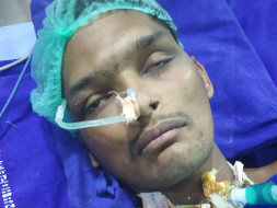 Help Vaspari Ramesh Recover From An Accident