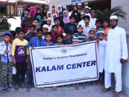 Help for 1 kalam center and benefit 25 slum kids