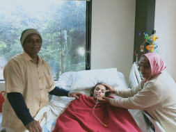 Help Chandana( 23 old girl ) To Recover From Stroke