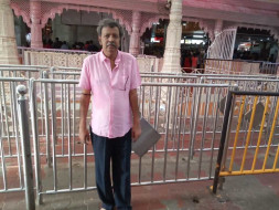 Help Alak Mukherjee Fight Lung Cancer 4th stage.