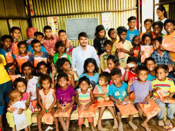 Help Challengers Group To Make A Illiteracy Free Nation