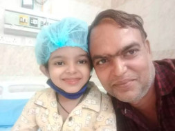 Help 6 yrs old Vidushi to fight Blood Cancer