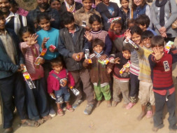 Education and Care for Slum Women and Children