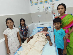 Support Thumma Rajesh recover from Kidney transplantation