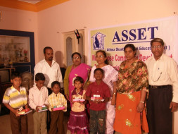 Help ASSET to provide Education to the needy