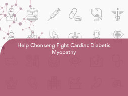 Help Chonseng Fight Cardiac Diabetic Myopathy