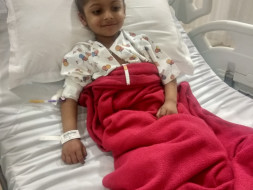 Come forward guys and help bunny,, Bunny is fighting with cancer..