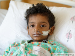 5 years old Aditya Srivastava Needs Your Help Fight Blood Cancer