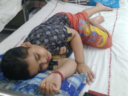 11 Years Old Supratim Majumder Needs Your Help Fight Brain Tumor