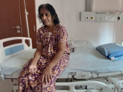 Support P Krishnaveni To Recover!