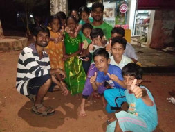 Help Malleshwar To Buy A Van So That No Child Would Be Dying Of Hunger