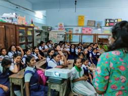 Donate Sanitary Napkins To Underprivileged Girls #PeriodofSharing