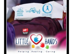 Help Little-Hands for Providing FREE Sanitary Napkins to 390 GIRLS