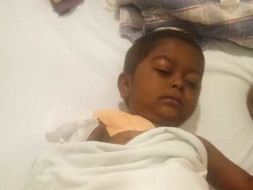 4 Years Old Baby V Steven Needs Your Help Fight Blood Cancer