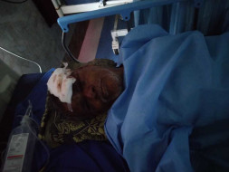 Help Mula Chandraiah To Survive From Severe Body Fractures