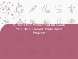 50 Years Old Mohammad Ali Needs Your Help Recover  From Heart Problem