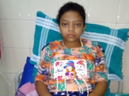 12 Years Old Thithi Mondal Needs Your Help To Fight Leukemia