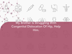 My Brother Is Struggling With Congenital Dislocation Of Hip, Help Him.