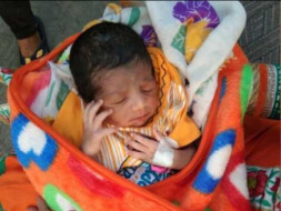 2 Months Old Baby Of Sonika Needs Your Help Fight Cardiac Cachexia
