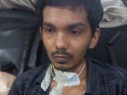 Support Ankit Sonare Recover From Accident