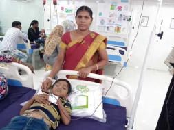 Help Chavan Rishi Battle Thalassemia And Recover